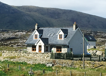 Thumbnail 4 bed detached house for sale in Quidinish, Isle Of Harris