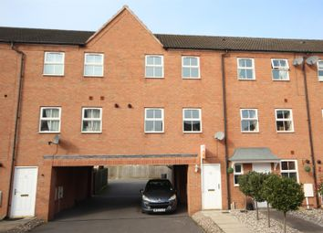 Thumbnail 2 bed town house for sale in Sherbourne Drive, Hilton, Derby