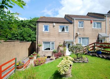 Thumbnail 3 bedroom end terrace house for sale in Northampton Close, Plymouth
