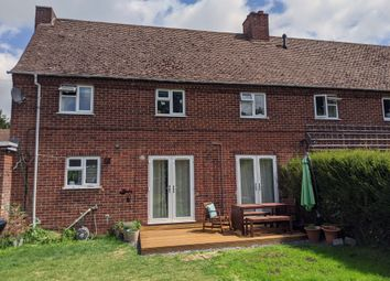 Thumbnail 3 bed semi-detached house for sale in Garton End Crays Pond, Reading