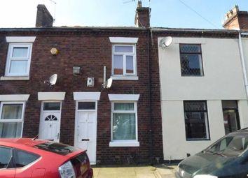 Thumbnail 2 bedroom terraced house for sale in Fraser Street, Cobridge, Stoke-On-Trent