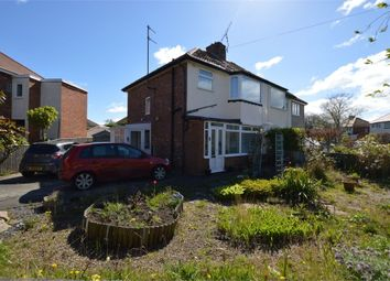 Thumbnail 3 bed semi-detached house for sale in 19 Newlands Park Crescent, Scarborough, North Yorkshire