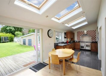 Thumbnail 4 bed semi-detached house for sale in Braemar Close, Lawn, Swindon