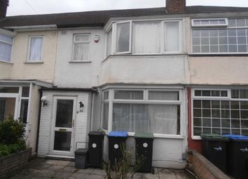 Thumbnail 3 bed terraced house to rent in Dimsdale Drive, Enfield, London
