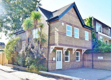 Thumbnail 3 bed detached house for sale in Church Lane, Teddington