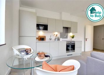 Thumbnail 2 bed flat for sale in Chertsey Boulevard, Hanworth Lane, Chertsey, Surrey