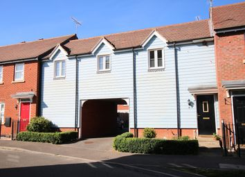 Thumbnail 2 bed terraced house for sale in Cromwell Road, Flitch Green, Dunmow