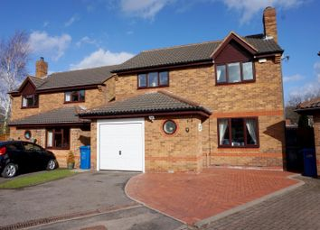 Thumbnail 4 bed detached house for sale in Lindisfarne, Abbots Gate
