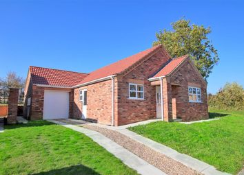 Thumbnail 3 bedroom bungalow for sale in Baggaley Drive, Horncastle