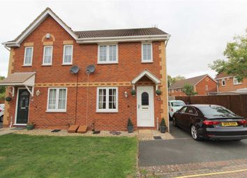 Thumbnail 2 bed semi-detached house for sale in Stocken Close, Hucclecote, Gloucester
