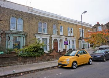 Thumbnail 3 bed terraced house for sale in Dunlace Road, London