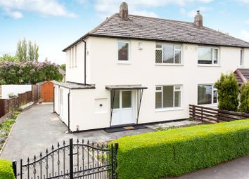 Thumbnail 3 bedroom semi-detached house for sale in Lingfield Approach, Leeds, West Yorkshire