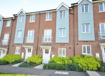 Thumbnail 4 bedroom town house to rent in Weavers Close, Eastbourne