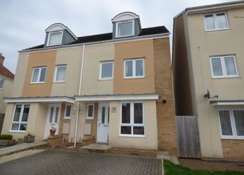 Thumbnail 4 bed semi-detached house for sale in Syms Avenue, Frampton Cotterell, Bristol