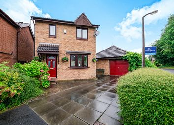 Thumbnail 3 bedroom detached house for sale in Erica Close, Reddish Vale, Stockport
