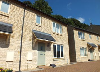 Thumbnail 3 bed semi-detached house for sale in New Mills, Nailsworth, Stroud