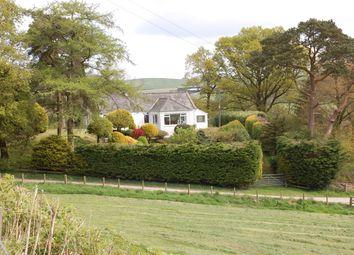 Thumbnail 3 bed detached bungalow for sale in East Logan, Castle Douglas
