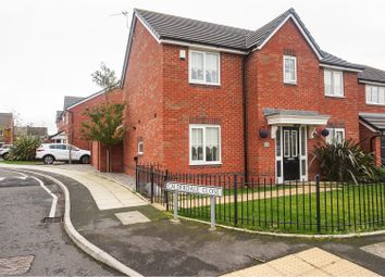 Thumbnail 4 bed detached house for sale in Calderdale Close, Liverpool