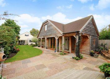 Thumbnail 4 bed detached bungalow for sale in Hanney Road, Steventon, Abingdon