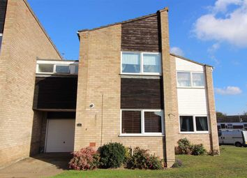 Thumbnail 4 bed end terrace house for sale in Lindisfarne Close, Ipswich