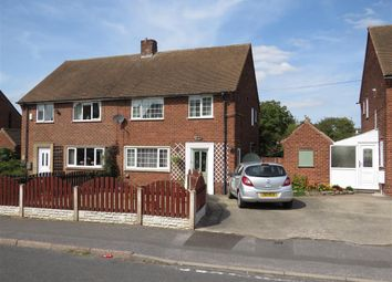 Thumbnail 3 bed semi-detached house for sale in Waverley Place, Worksop