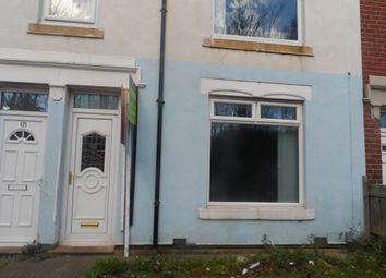Thumbnail 2 bedroom flat to rent in Holly Avenue, Wallsend
