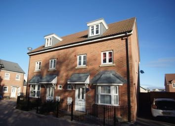 Thumbnail 4 bed property to rent in Wycombe Road Kingsway, Quedgeley, Gloucester