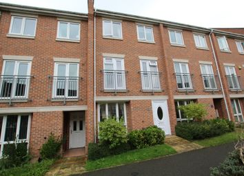 Thumbnail 4 bedroom town house for sale in Carroll Crescent, Coventry