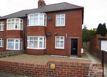 Thumbnail 3 bed flat to rent in Bavington Drive, Newcastle Upon Tyne