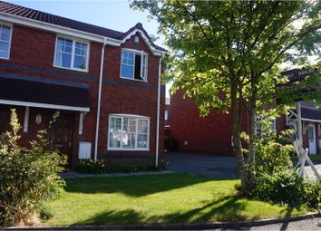 Thumbnail 3 bedroom semi-detached house for sale in Rusheylea Close, Halliwell, Bolton