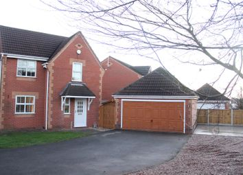 Thumbnail 3 bed detached house for sale in Cosgrove Avenue, Sutton-In-Ashfield