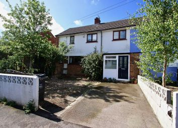 Thumbnail 3 bed end terrace house for sale in Monington Road, Glastonbury