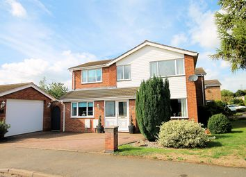 Thumbnail 4 bed property for sale in Roman Way, Coton Green, Tamworth