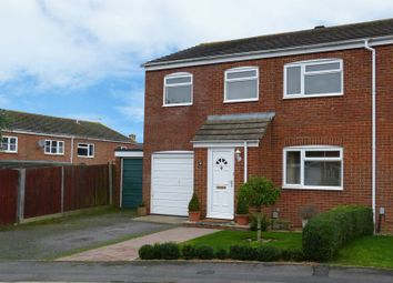Thumbnail 4 bed semi-detached house for sale in Pain's Way, Amesbury, Salisbury