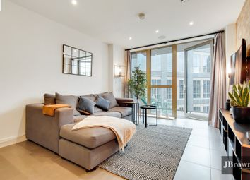 Thumbnail 1 bed flat to rent in Bagel Factory, 11 Meldola Yard, London