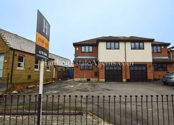 Thumbnail 4 bed semi-detached house for sale in Greensward Lane, Hockley, Essex