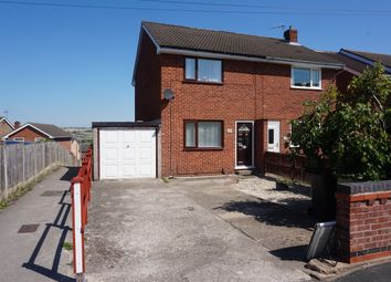 Thumbnail 2 bed semi-detached house to rent in John Street, Brimington, Chesterfield