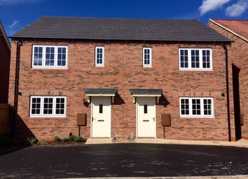 Thumbnail 3 bed semi-detached house for sale in Weddington Road, Nuneaton