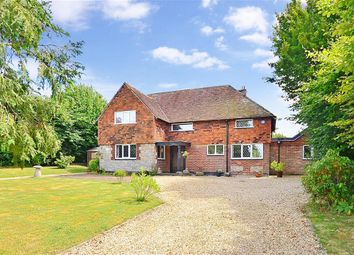 Thumbnail 4 bed detached house for sale in Kite Hill, Wootton Bridge, Ryde, Isle Of Wight