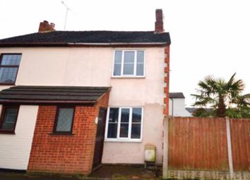 Thumbnail 2 bed semi-detached house for sale in 3 Cross Street, Castle Gresley, Swadlincote, Derbyshire
