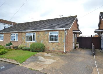 Thumbnail 2 bed semi-detached bungalow for sale in Somerset Way, Jaywick, Clacton-On-Sea