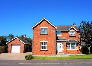 Thumbnail 4 bed detached house for sale in Ballycrochan Avenue, Bangor
