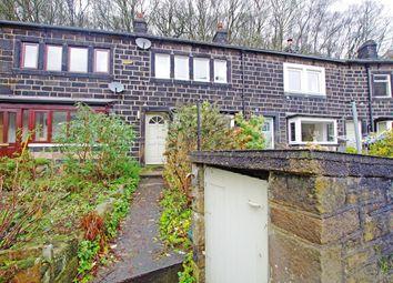 Thumbnail 2 bed terraced house to rent in Calderside, Hebden Bridge