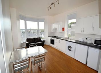 Thumbnail 3 bed flat to rent in Lipson Road, Lipson, Plymouth