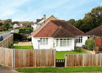 Thumbnail 2 bed detached bungalow for sale in Park Avenue, Widley, Waterlooville