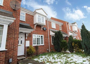 Thumbnail 3 bed terraced house for sale in Judith Gardens, Kempston, Bedford