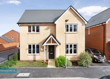 Thumbnail 4 bed detached house for sale in John Cole Close, Wellington