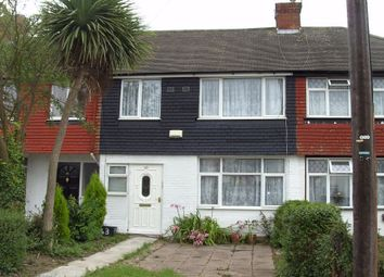 Thumbnail 3 bedroom terraced house to rent in Beeston Way, Feltham