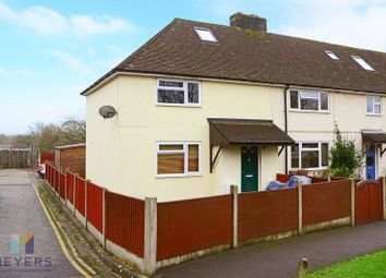 Thumbnail 3 bed end terrace house for sale in Andover Green, Bovington BH20.