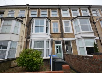 Thumbnail 1 bedroom flat to rent in Pakefield Road, Lowestoft, Suffolk
